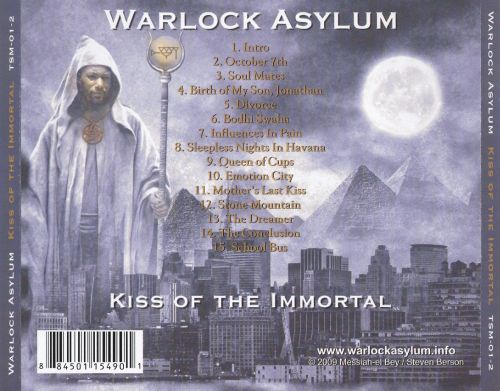 Kiss of the Immortal