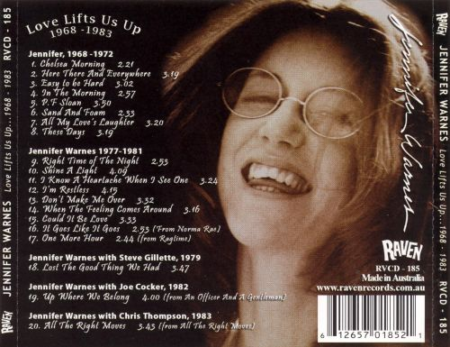 Love Lifts Us Up: A Collection 1969-1983