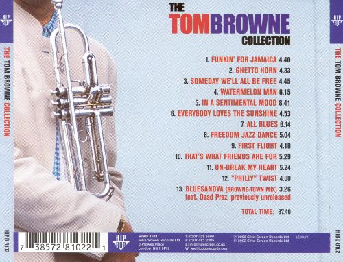 The Tom Browne Collection [2002]