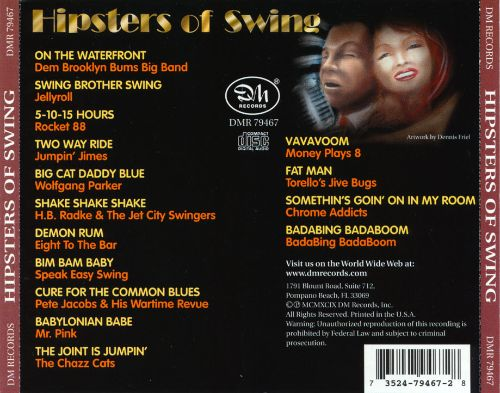 Hipsters of Swing