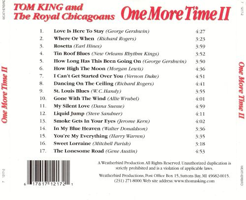 One More Time, Vol. 2