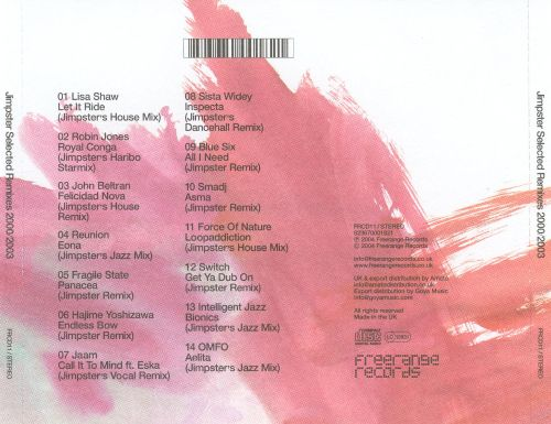 Selected Remixes 2000-2003