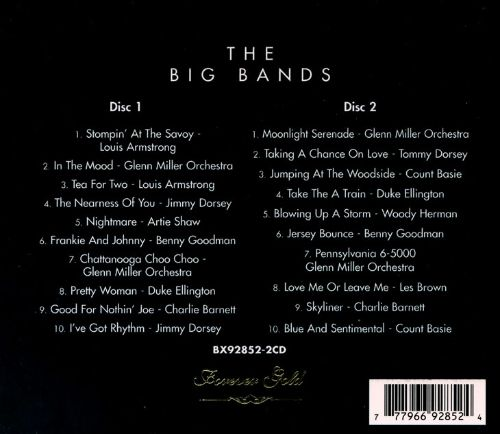 Forever Gold: The Big Bands