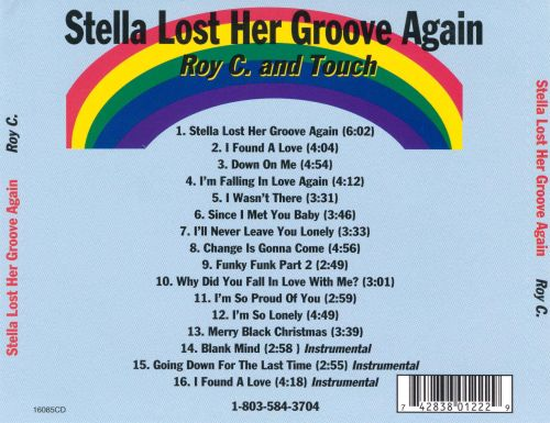 Stella Lost Her Groove