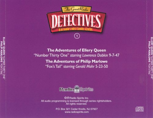 Great Radio Detectives [CD1]