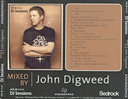 AOL Music DJ Sessions: Mixed by John Digweed