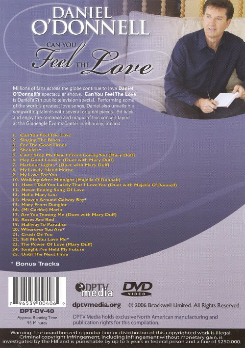 Can You Feel the Love [DVD]