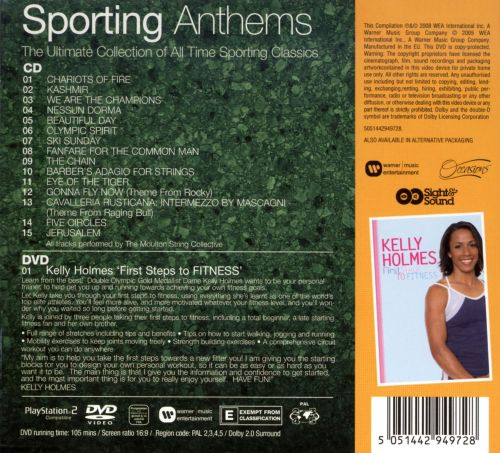 Sight and Sound: Sporting Anthems