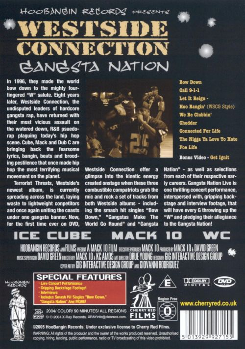Gangsta Nation Live