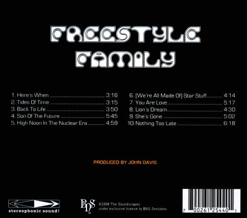 Freestyle Family