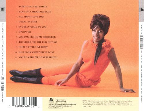 20th Century Masters: The Millennium Collection: Best Of Brenda Holloway