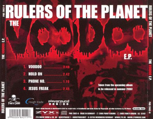 The Voodoo E.P.