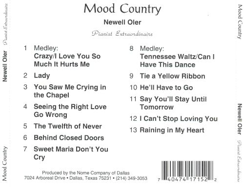 Mood Country