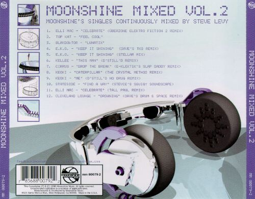 Moonshine Mixed, Vol. 2