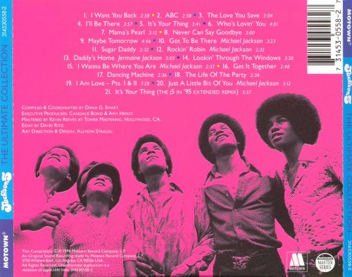Ultimate Collection Jackson 5