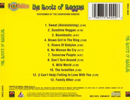 The Roots of Reggae, Vol. 2