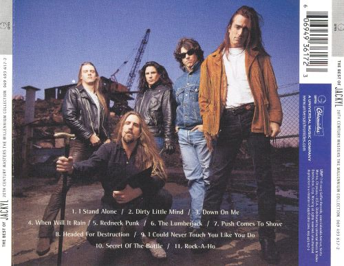 20th Century Masters: The Millennium Collection:  Best of Jackyl