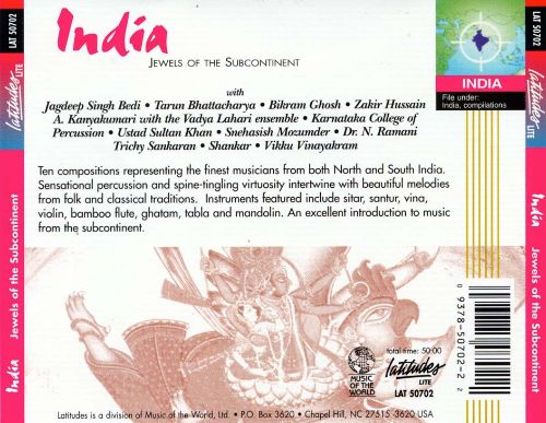 India: Jewels of the Subcontinent
