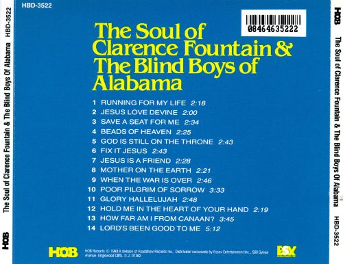 The Soul of Clarence Fountain