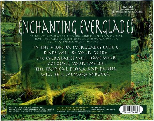 The Sound of Nature: Enchanting Everglades [ZYX]