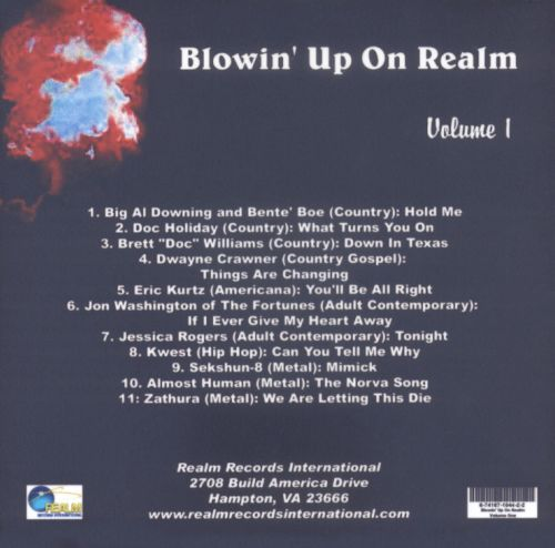 Blowin' Up on Realm, Vol. 1