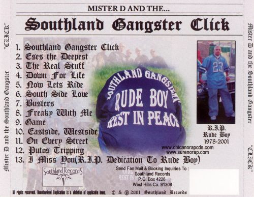 The Southland Gangster Click