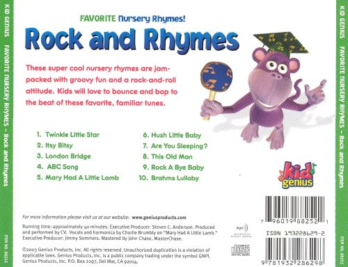 Rock and Rhymes