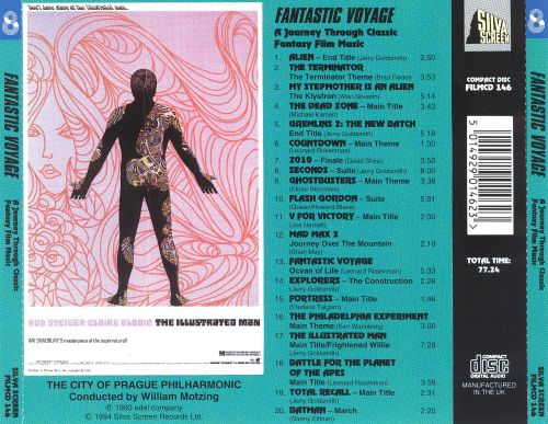 Fantastic Voyage: Science Fiction Film Music