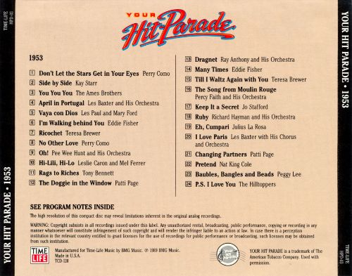 Your Hit Parade: 1953