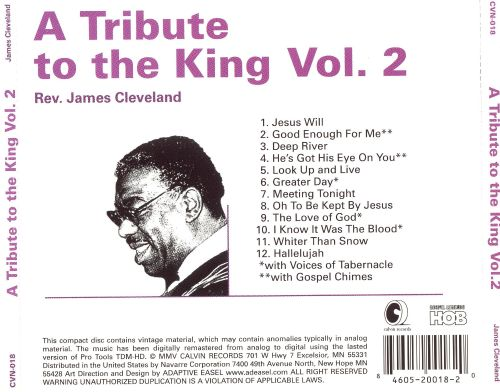 A Tribute to the King, Vol. 2