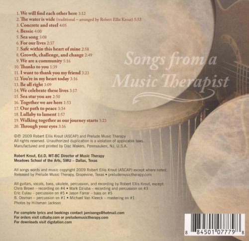 Songs from a Music Therapist