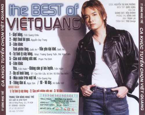 The Best of Viet Quang