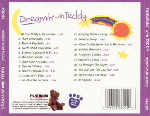 Dreamin' With Teddy [2 Disc]