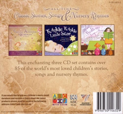 All Time Classic Stories, Songs & Nursery Rhymes