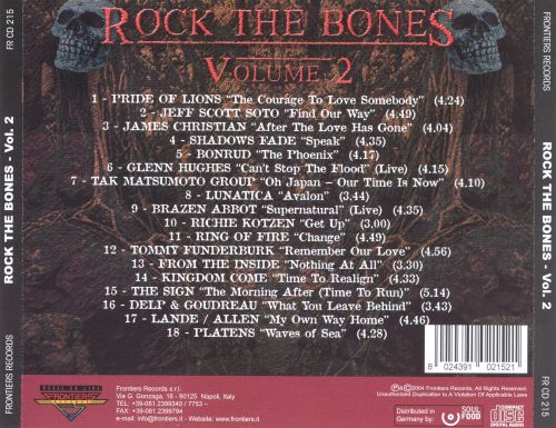 Rock the Bones, Vol. 2