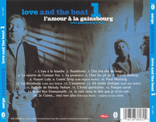 Love and the Beat, Vol. 1