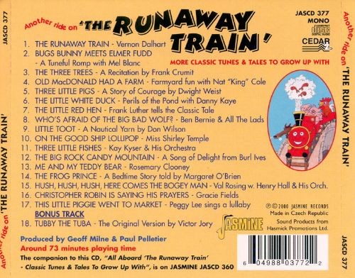 Another Ride on the Runaway Train: More Classic Tunes