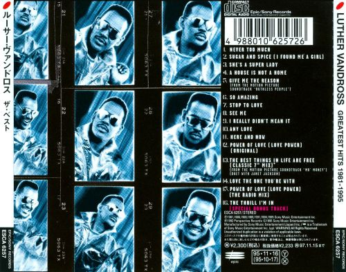 Greatest Hits 1981-1995