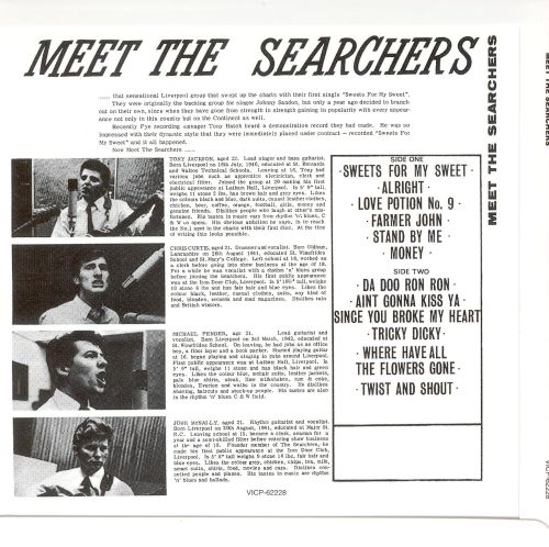 Meet the Searchers