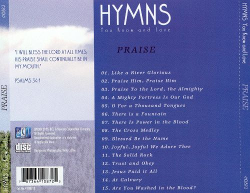 Hymns You Know & Love: Praise