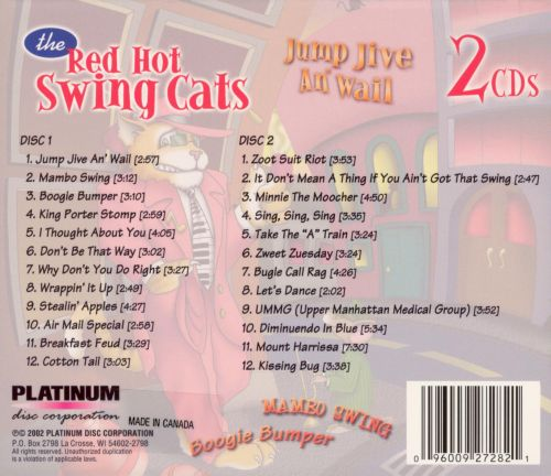 The Red Hot Swing Cats