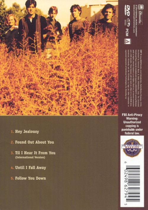 20th Century Masters - The DVD Collection: The Best of the Gin Blossoms