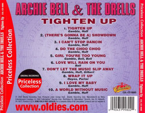 Tighten Up [Collectables]
