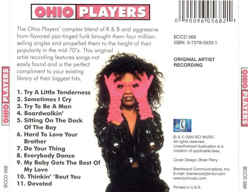 Ohio Players [Brentwood]