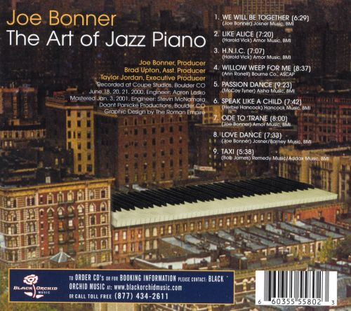 The Art of Jazz Piano