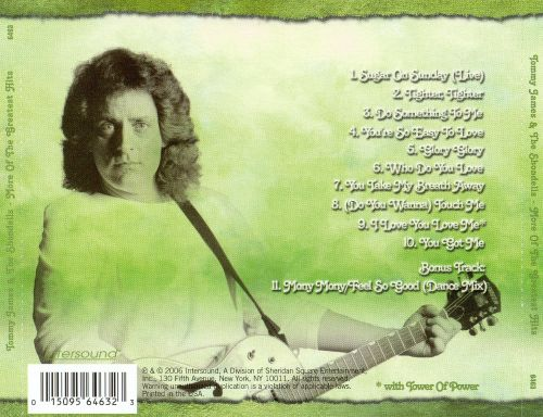 More of the Greatest Hits of Tommy James & the Shondells