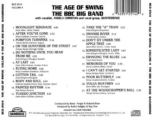 The Age of Swing, Vol. 4 [Emporio]