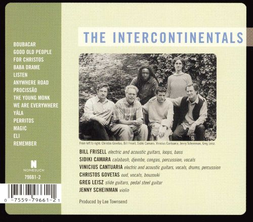 The Intercontinentals
