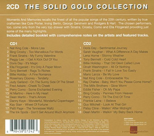 Moments & Memories: The Solid Gold Collection