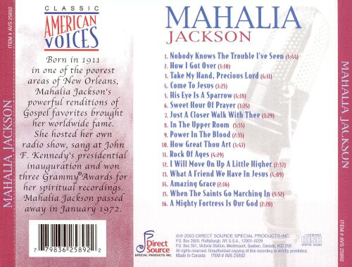 Classic American Voices